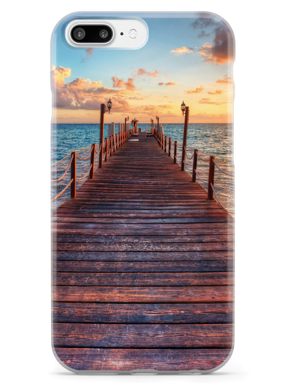 Boardwalk Sunset Case