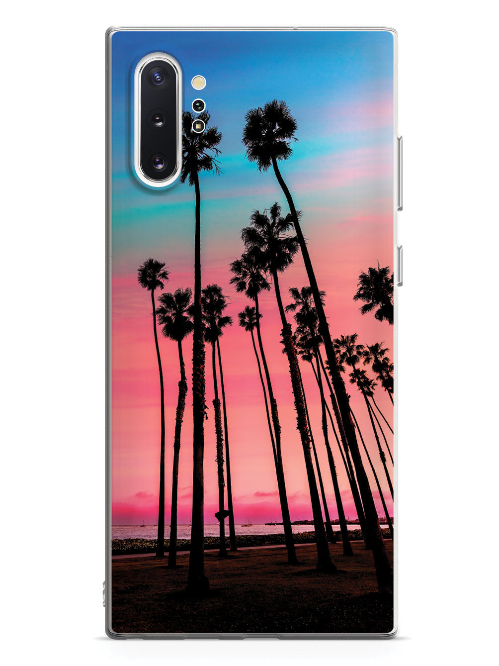 California Sunset Palm Trees Case