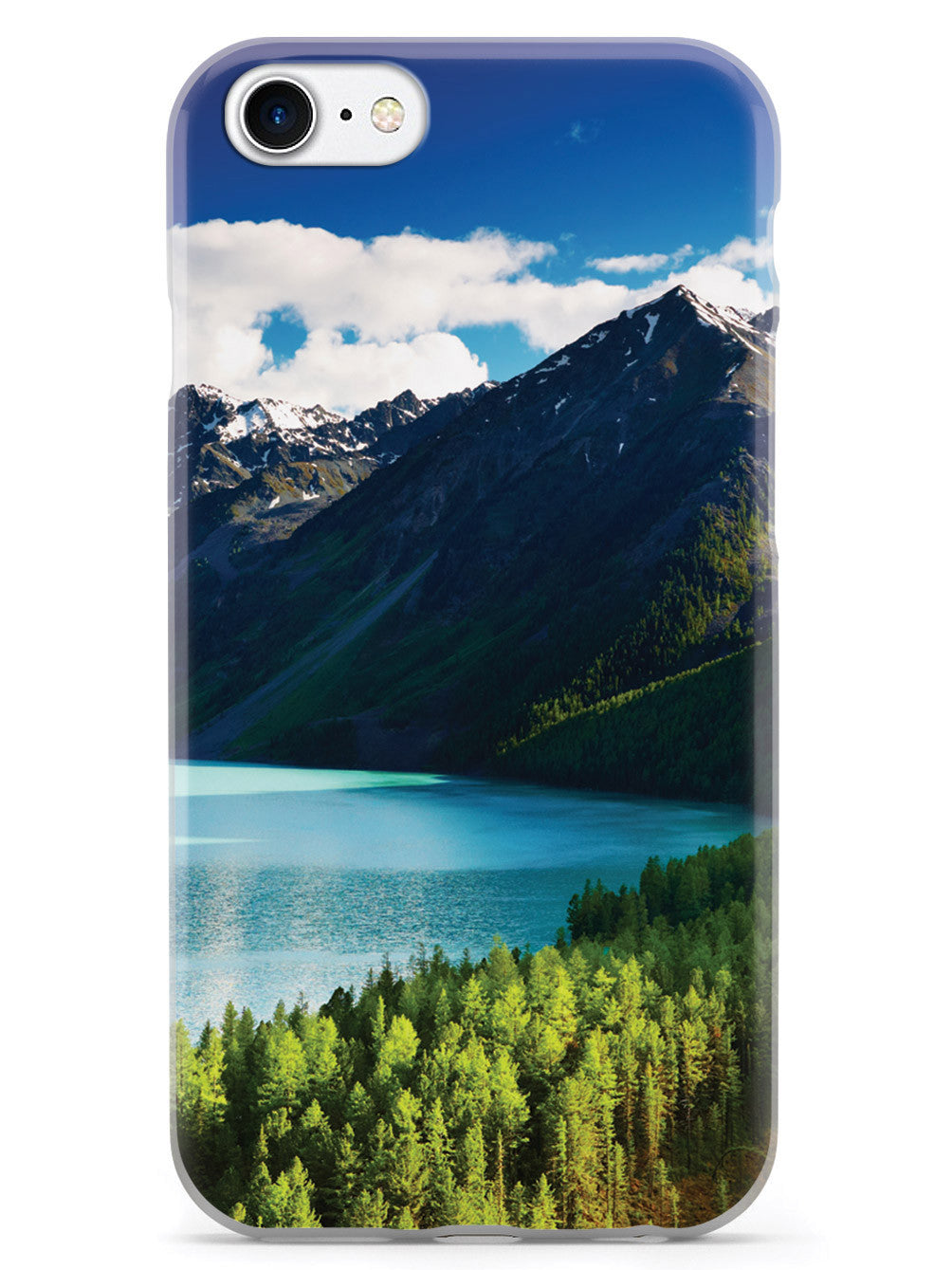 Snow Capped Mountains Case