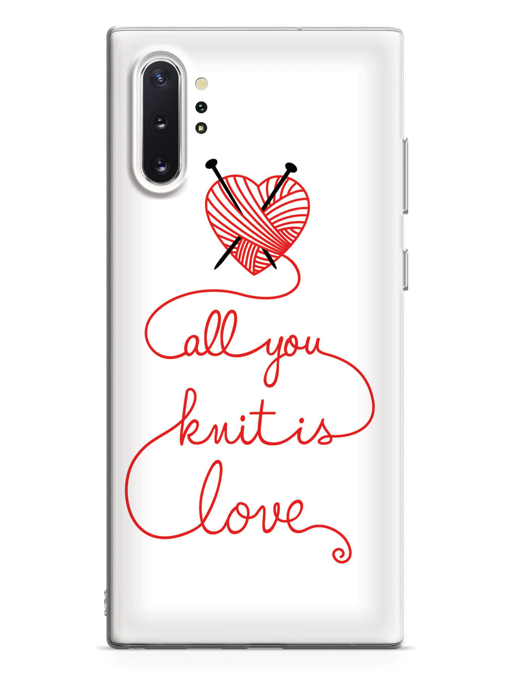 All You Knit is Love Case