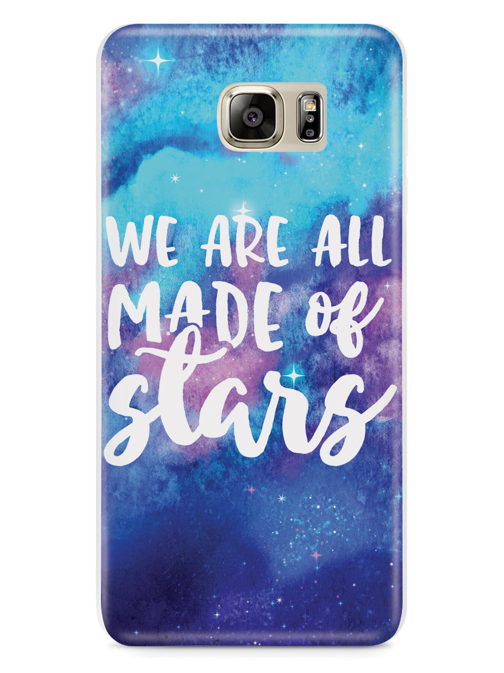We Are All Made of Stars - Moby Quote Case