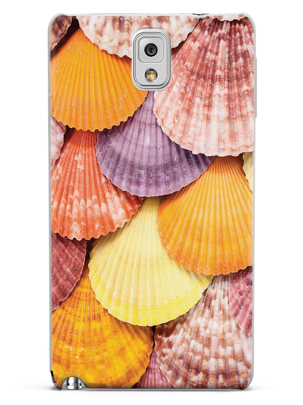 Colorful Seashells Case