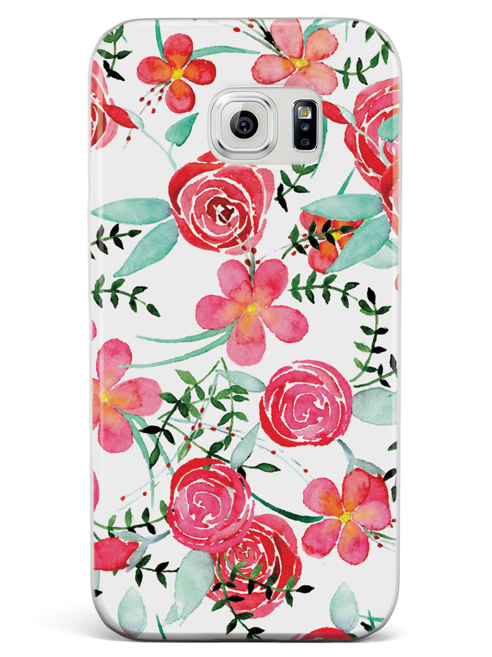 Summertime Flower Pattern Case