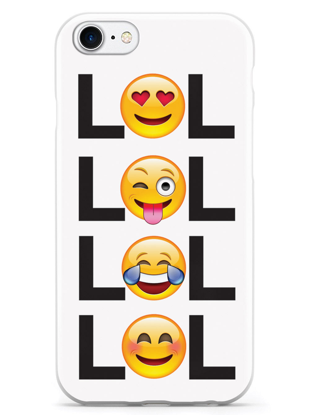 LOL Emojis Case