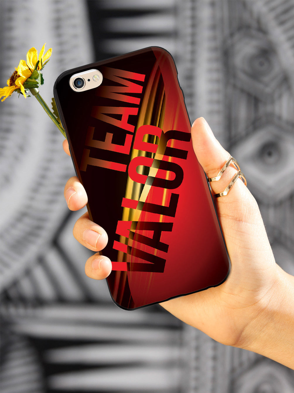 Team Valor - Red Case