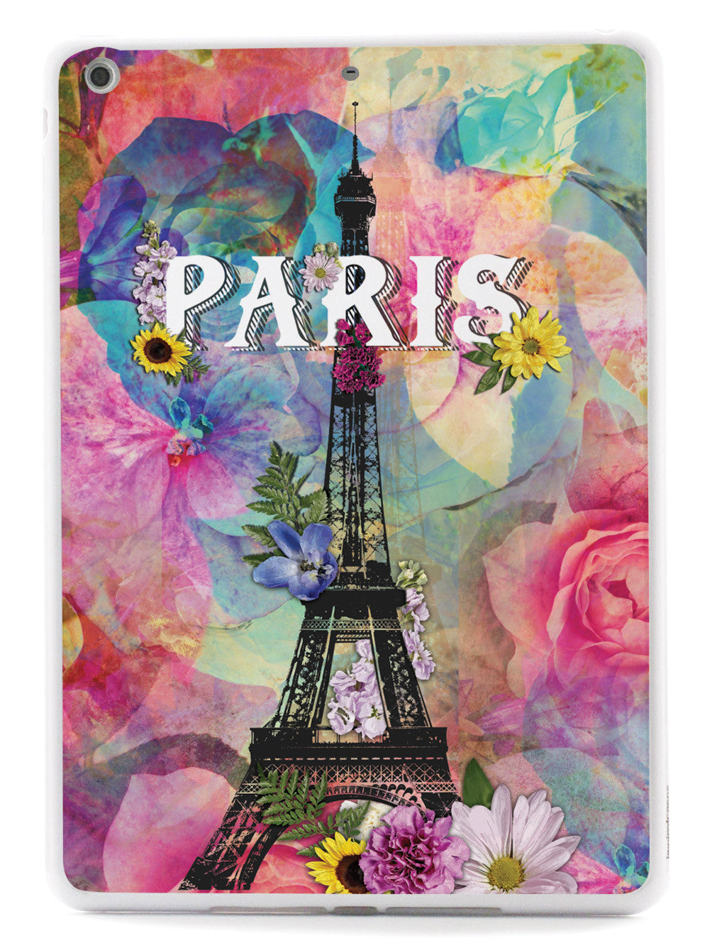 Flowers and Paris Case