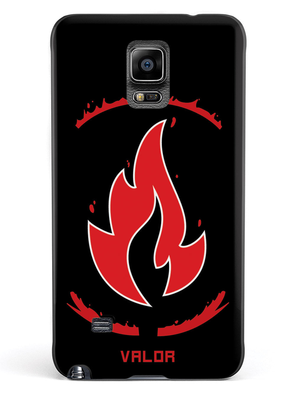 Team Valor Emblem - Black Case