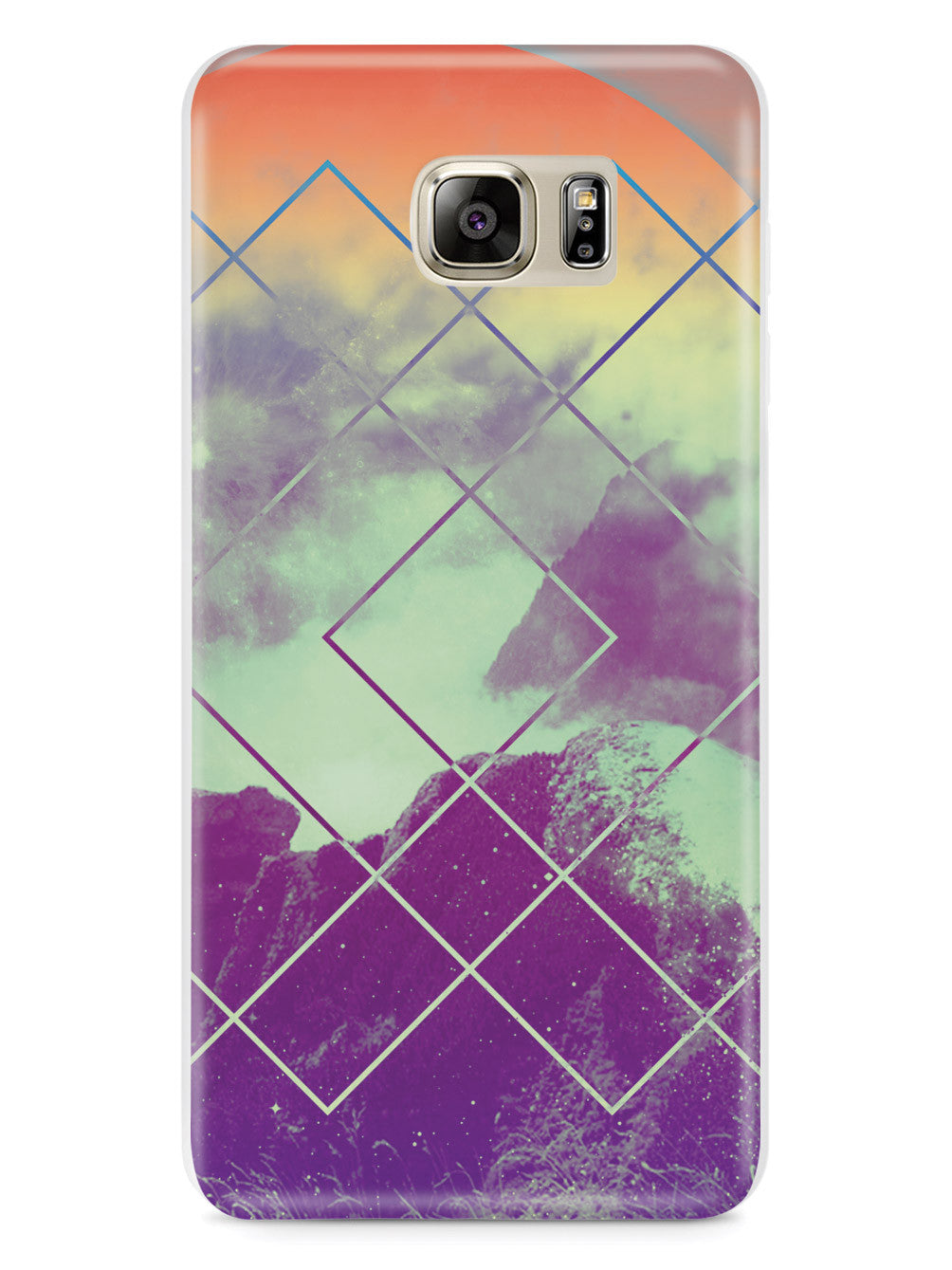Abstract Space and Mountains Case