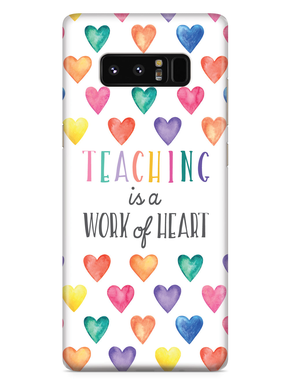 Teaching Is a Work of Art Case