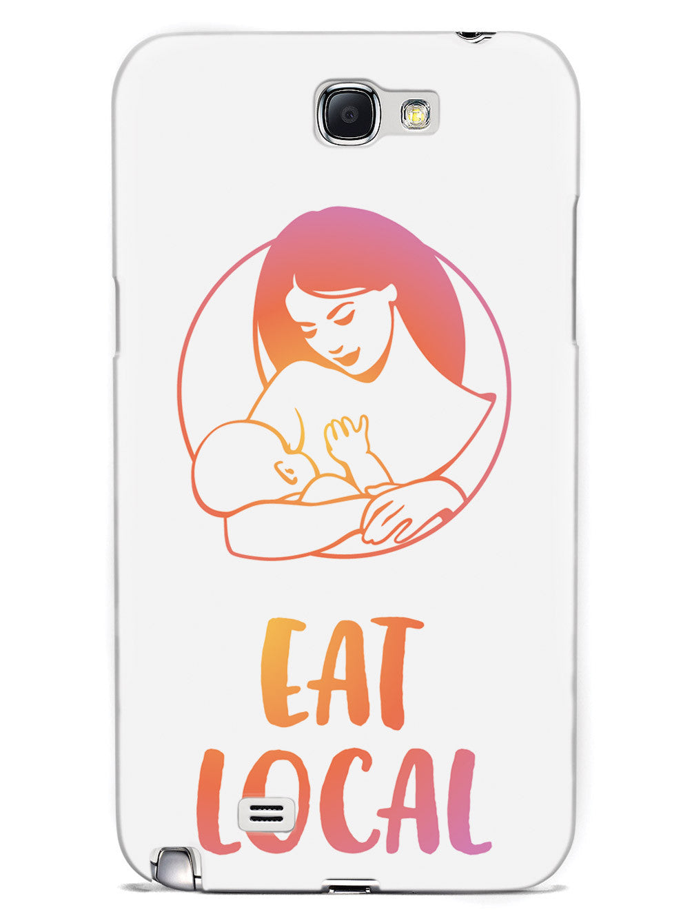 Eat Local - Breastfeeding Awareness Case