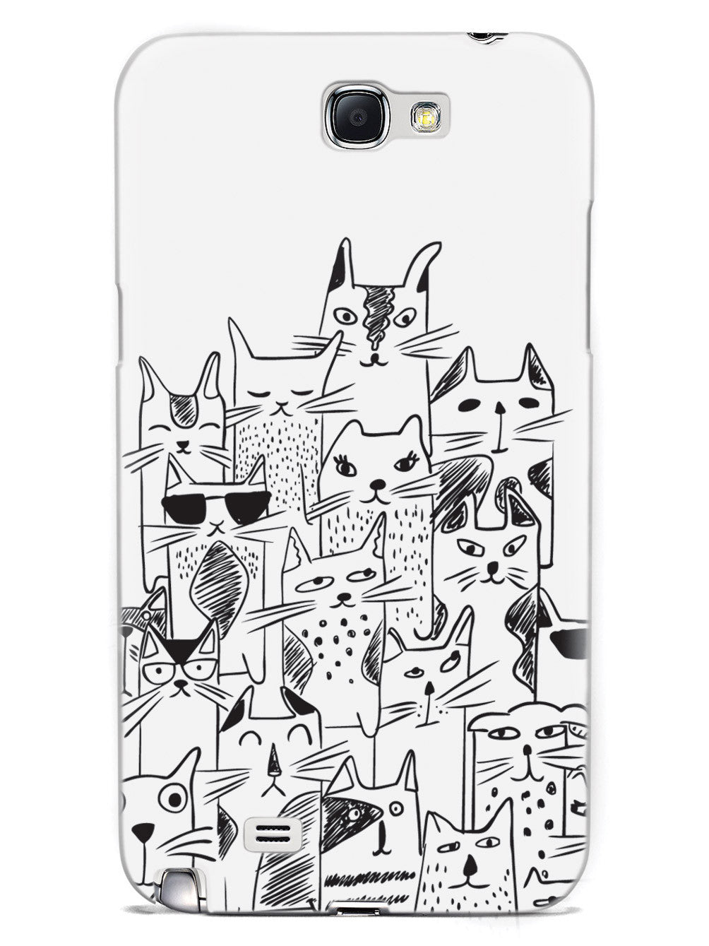 Stack O' Cats Case