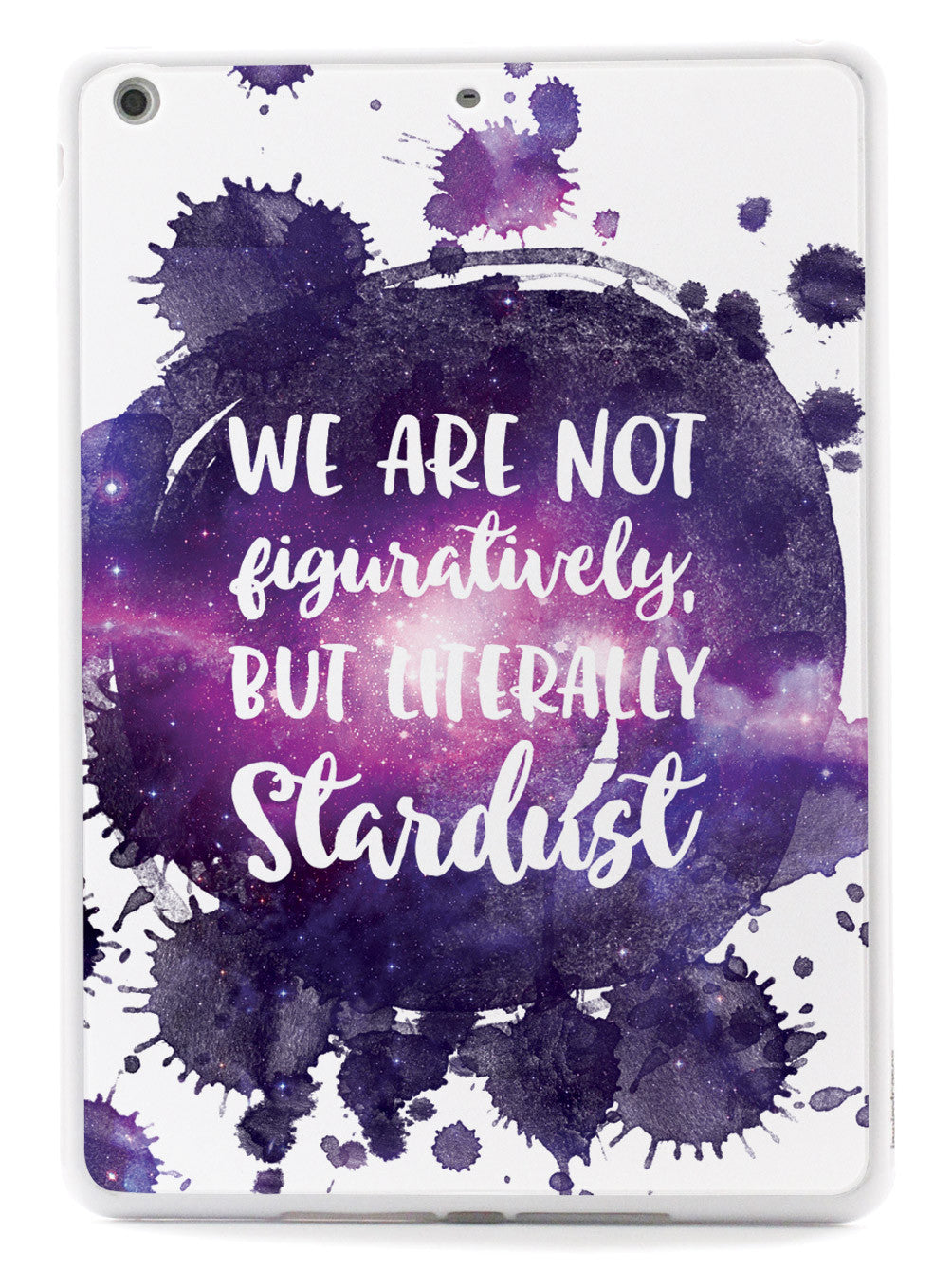 We are Stardust - Neil deGrasse Tyson Quote Case