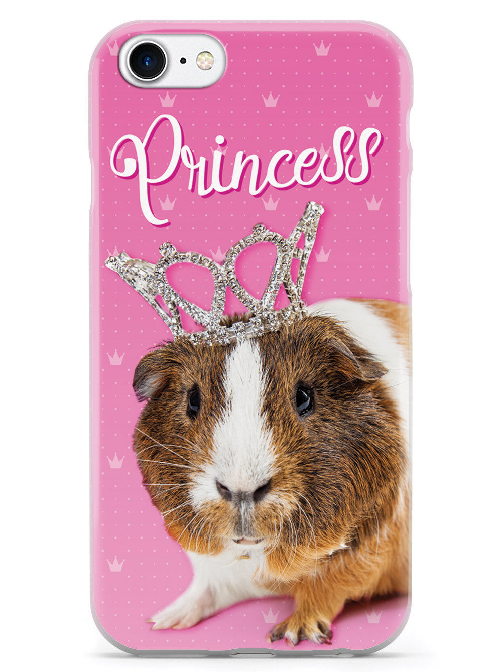 Princess Guinea Pig Case
