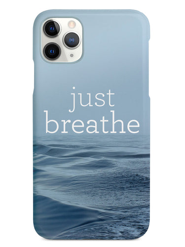 Just Breathe - Ocean Case