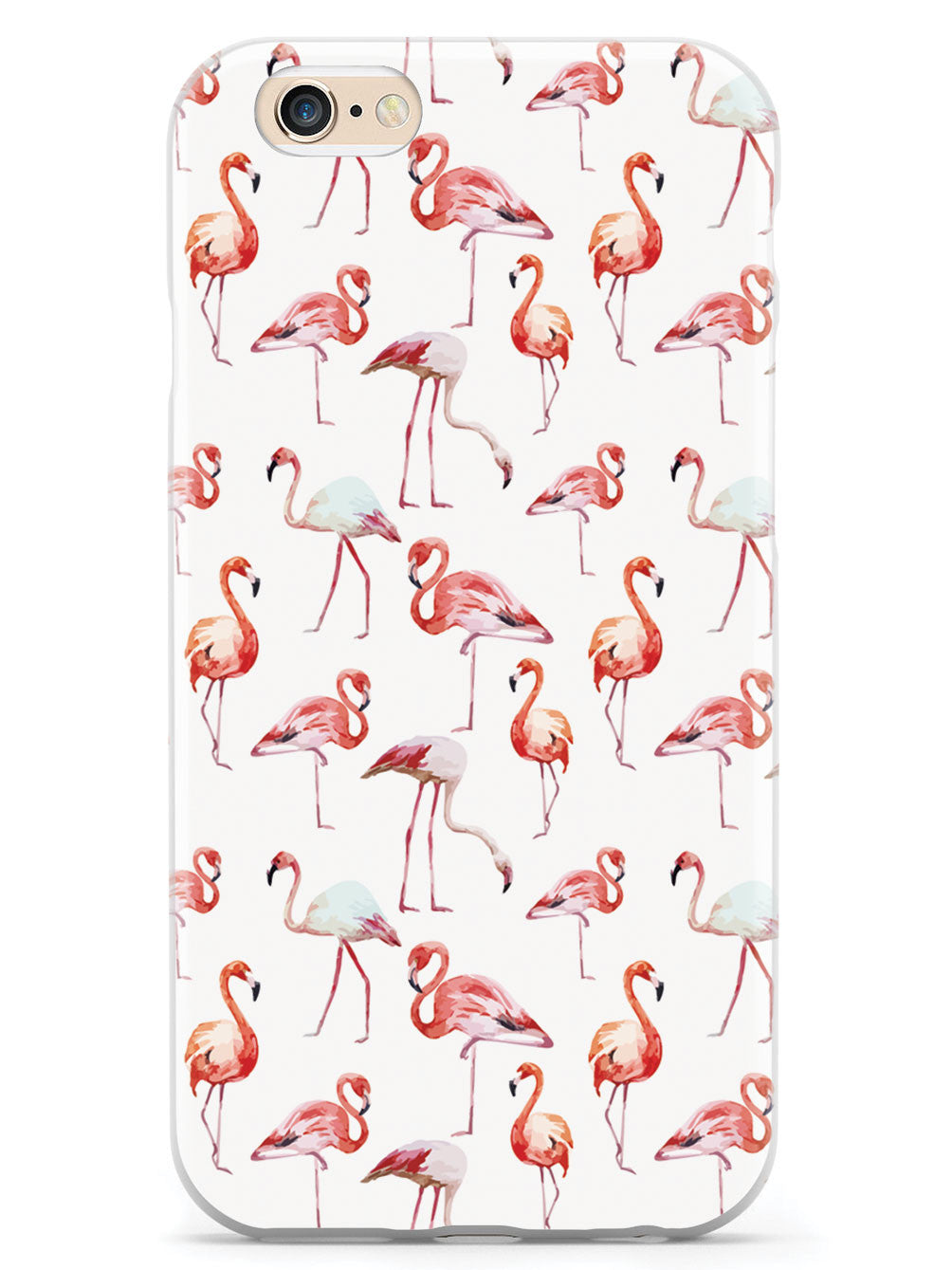 Flamingo Pattern Case