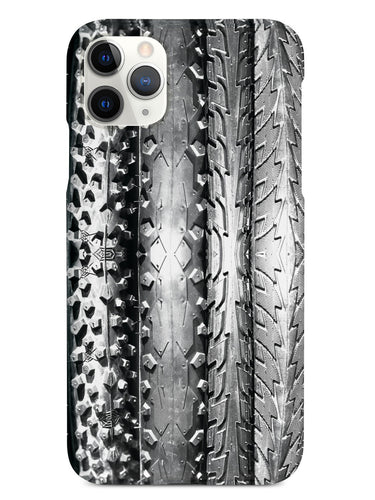 Bicycle Tire Treads Case