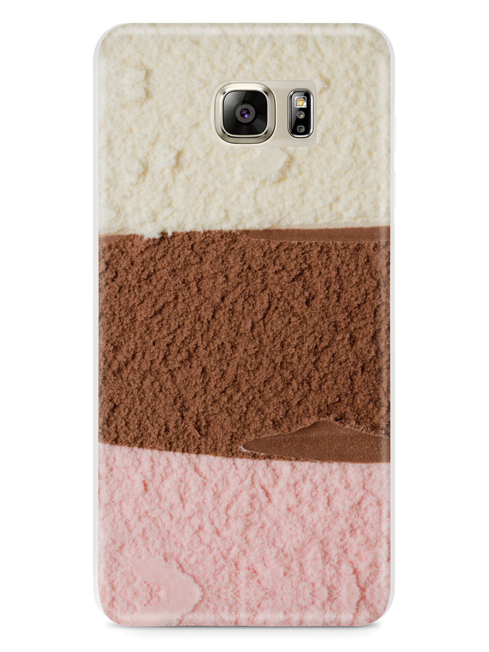 Neapolitan Ice Cream Case