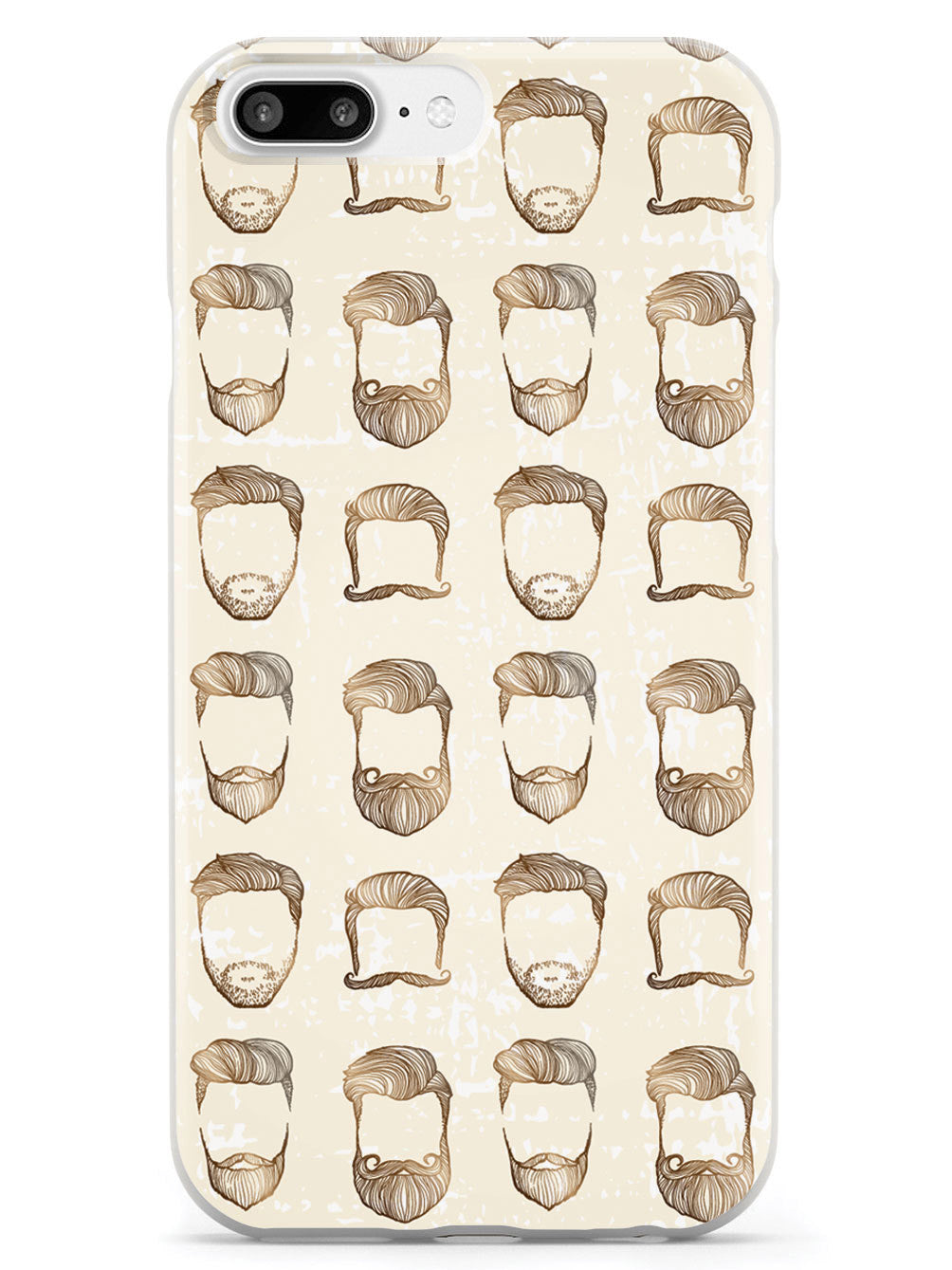 Men's Hairstyles, Magnificent Beards - Vintage Case