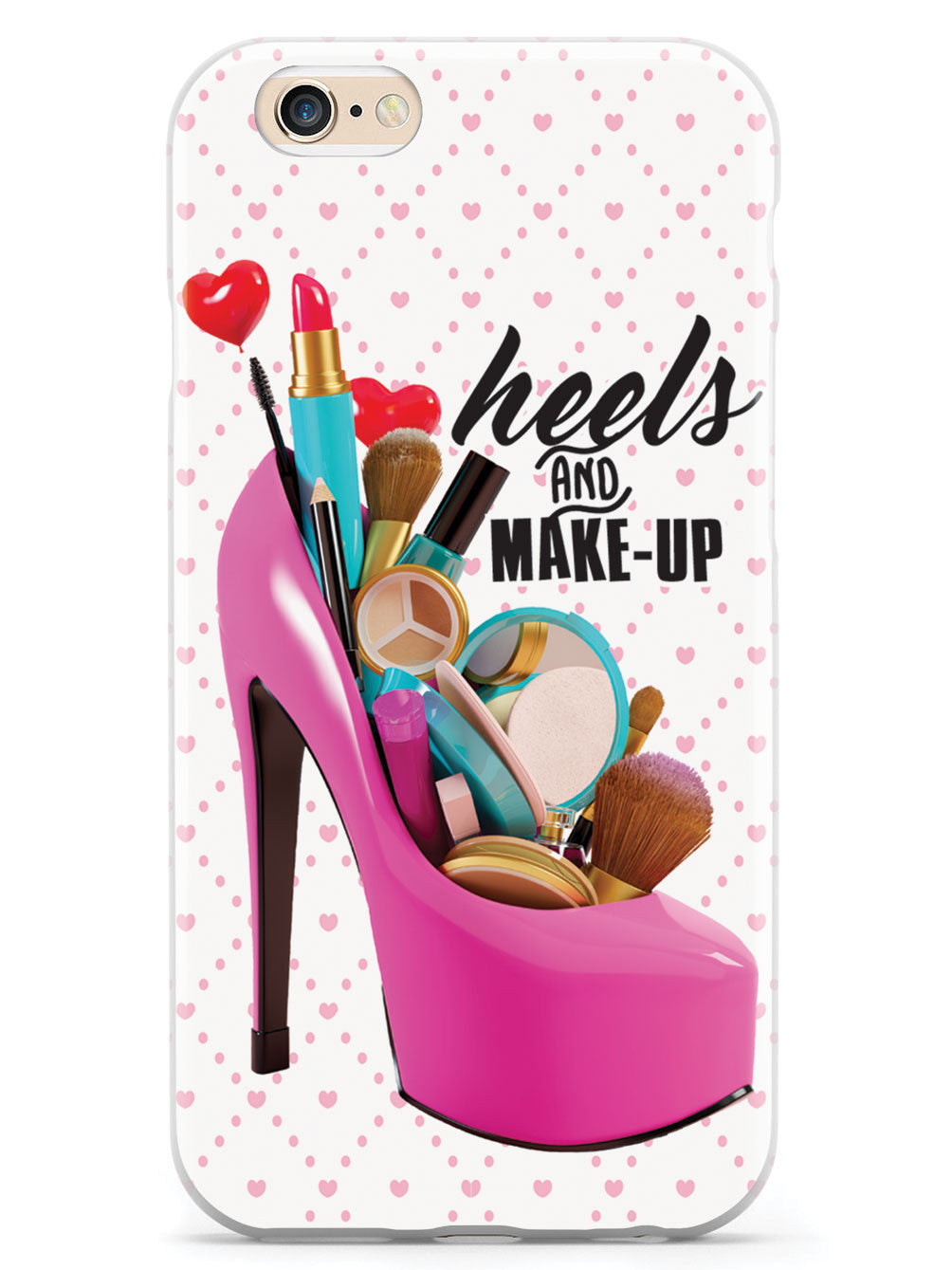Heels and Makeup Case