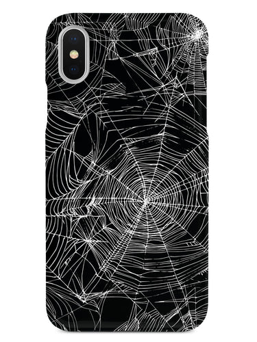 Spider Web - Black Case