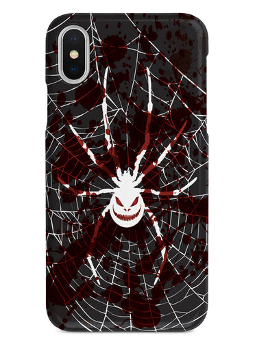 Spooky Spider - Bloodstained Cobweb Case