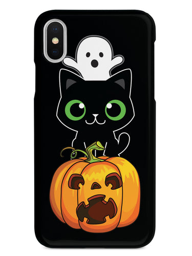Cute Halloween Trio - Black Case