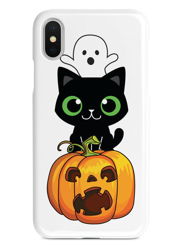 Cute Halloween Trio - White Case