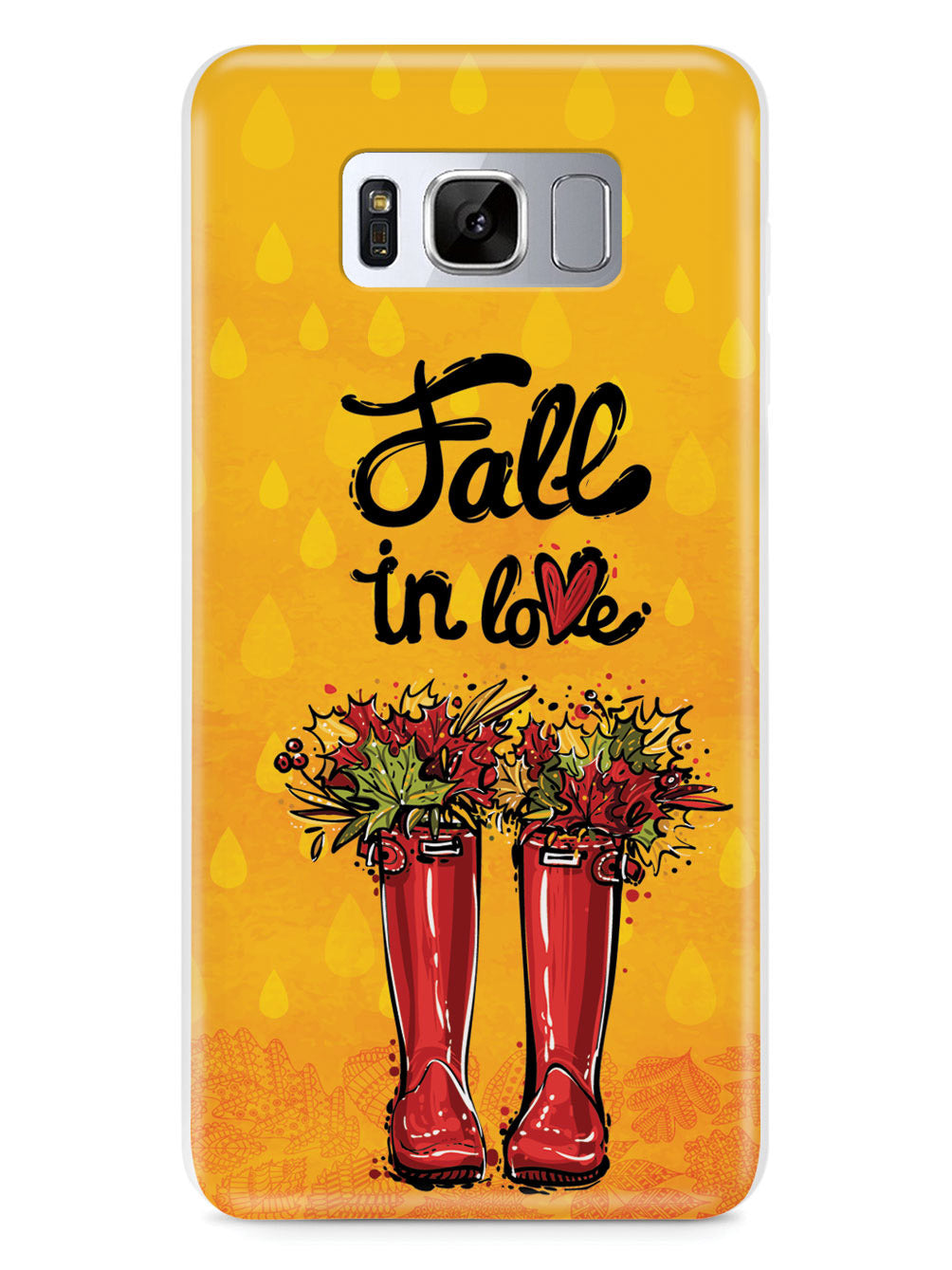 Fall in Love - Autumn Case