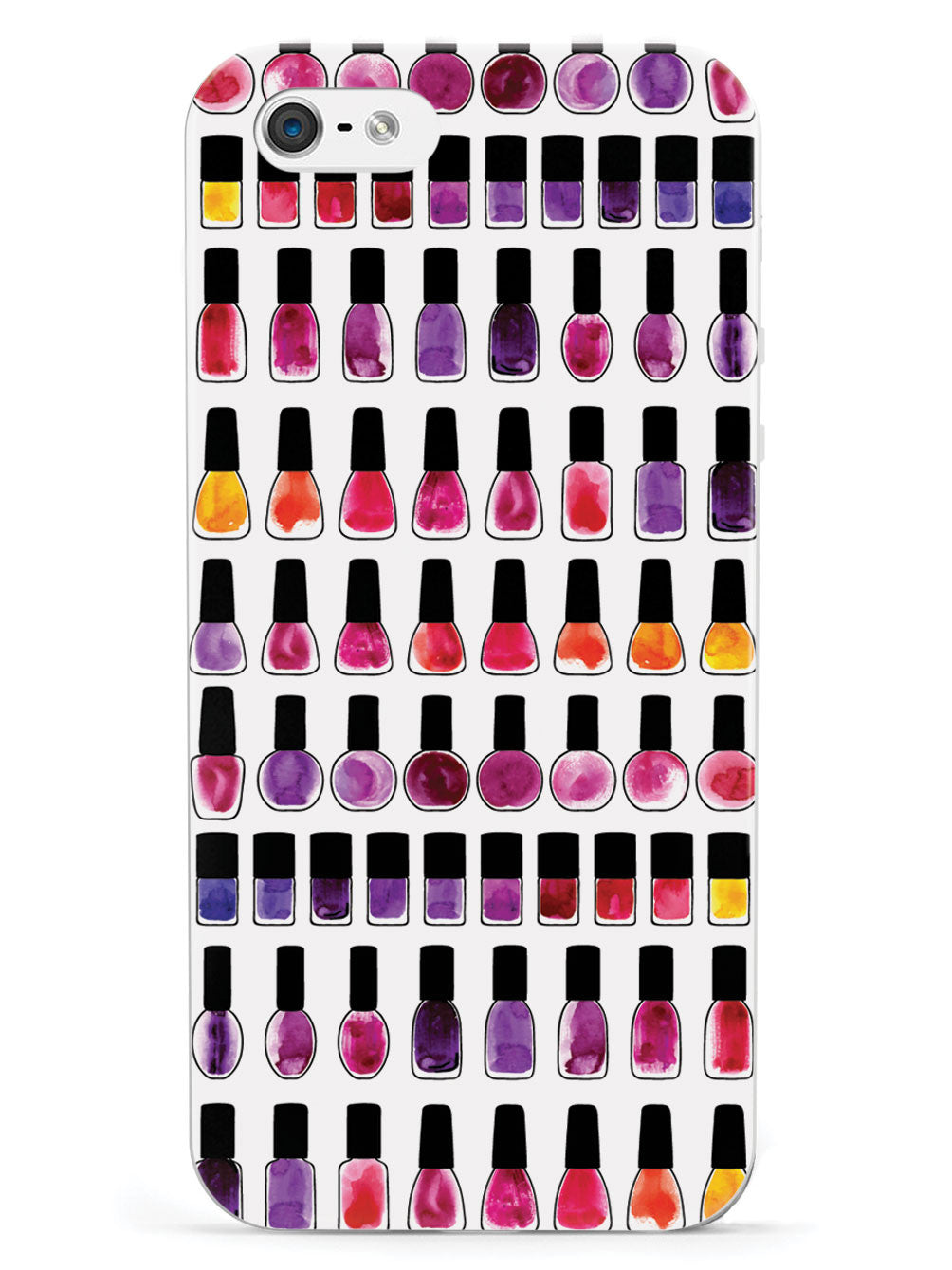 Nail Polish Collection - Watercolor Case