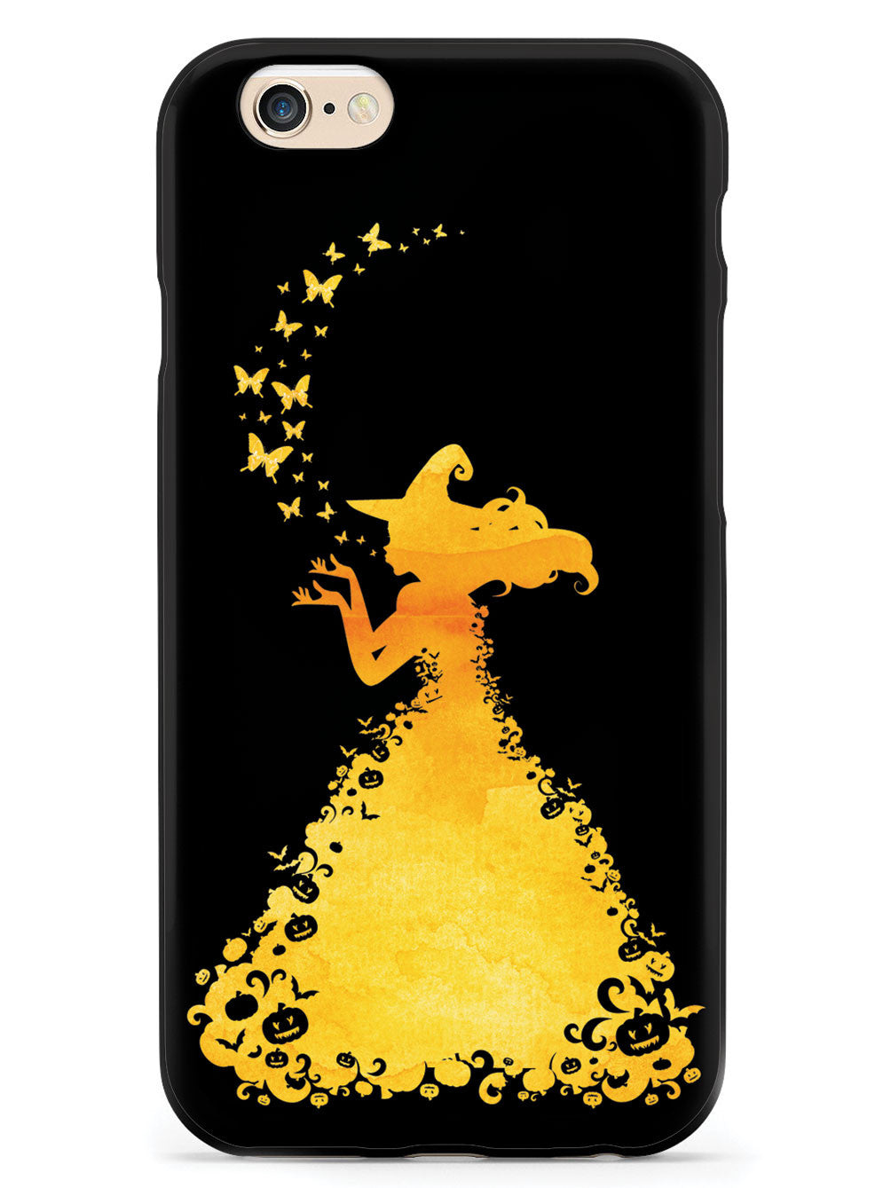 Princess Witch - Crescent Moon - Black Case