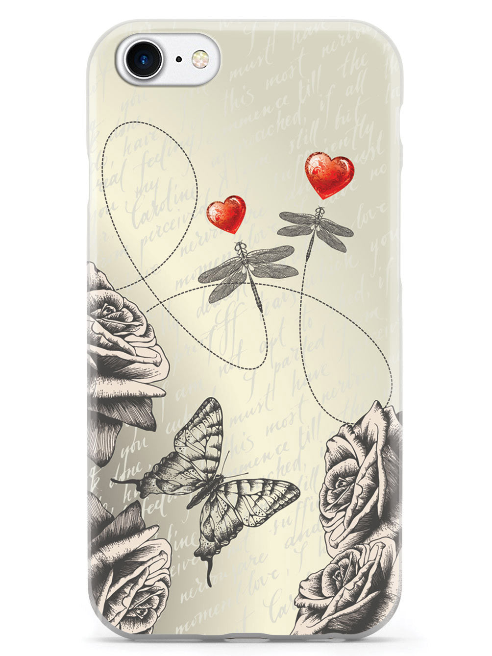 Dragonflies in Love Case