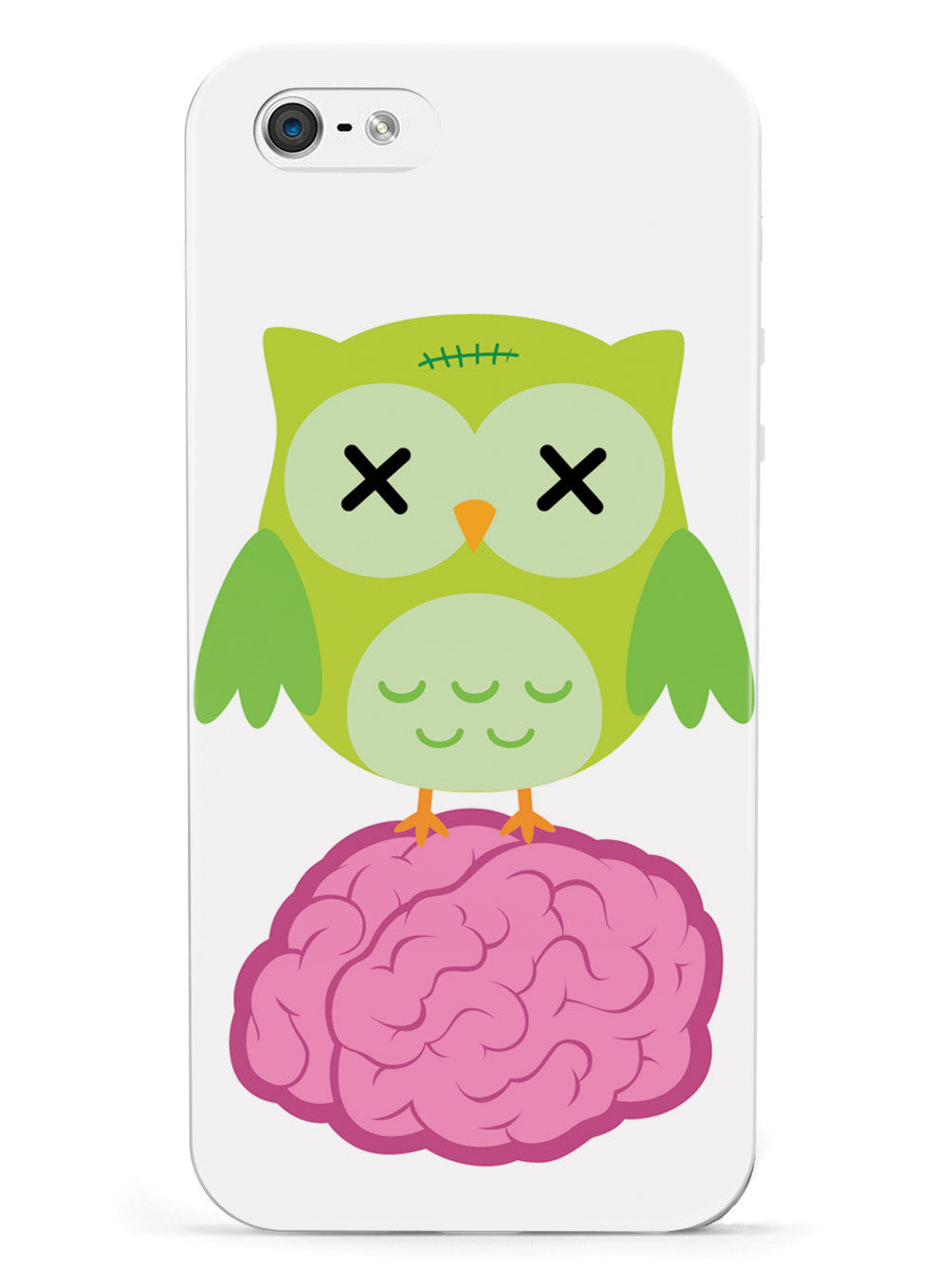 Zombie Owl - White Case
