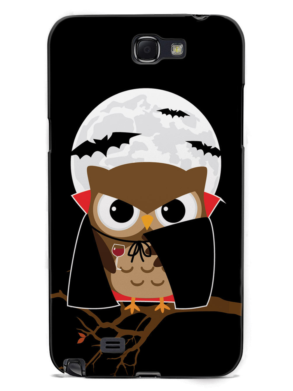 Vampire Owl - Black Case