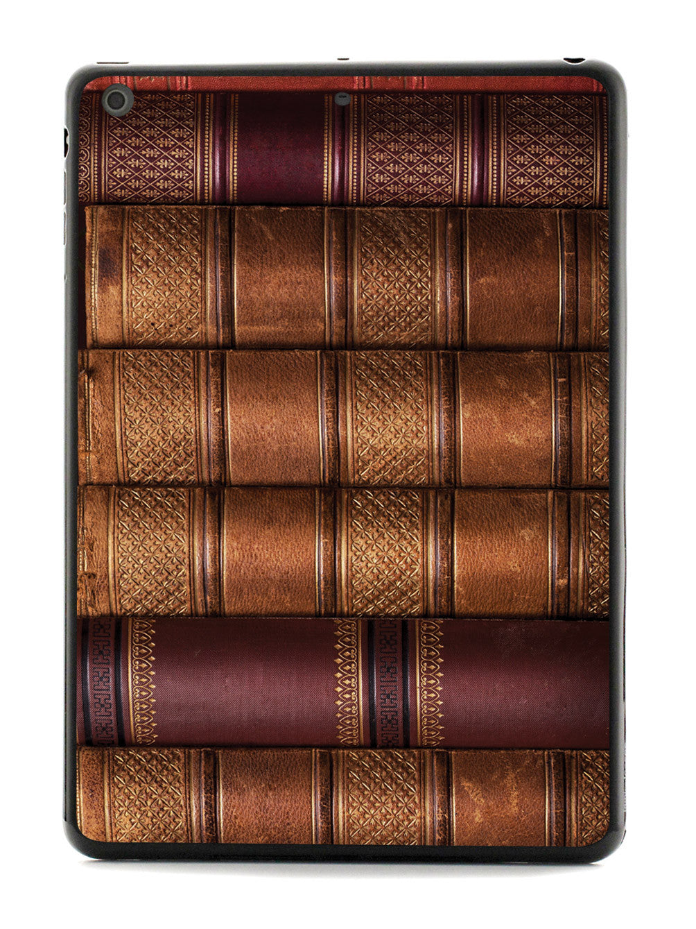 Ancient Book Spines - Black Case