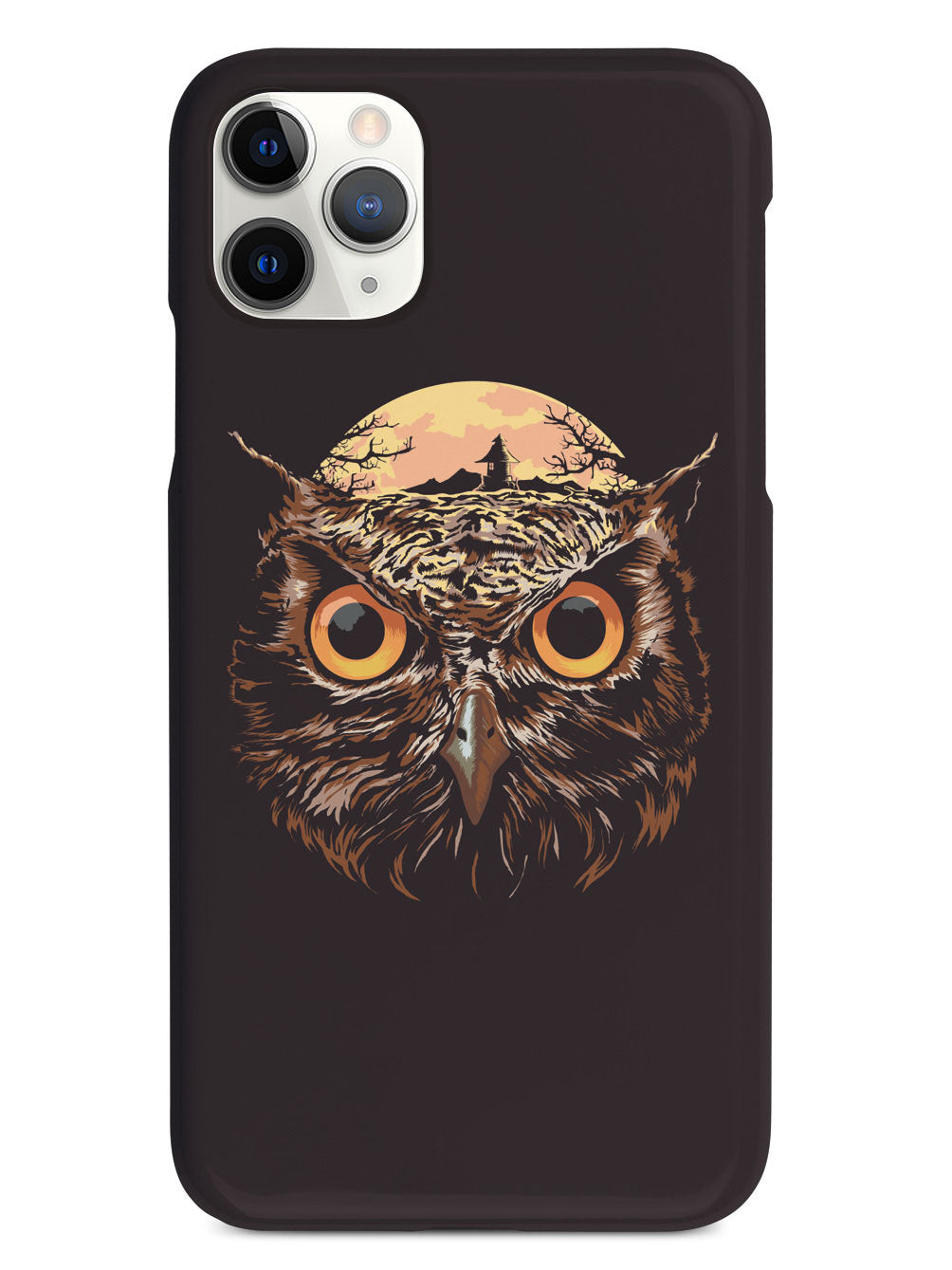 Night Owl - Black Case