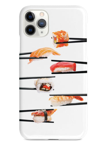 Sushi Lover - White Case