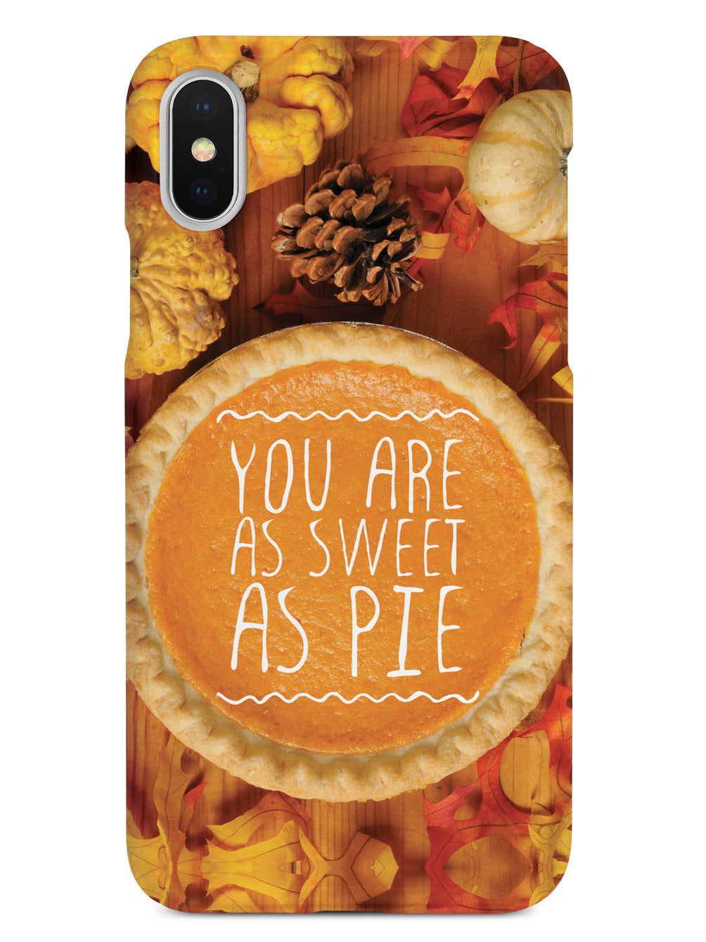 Sweet as Pie - Black Case