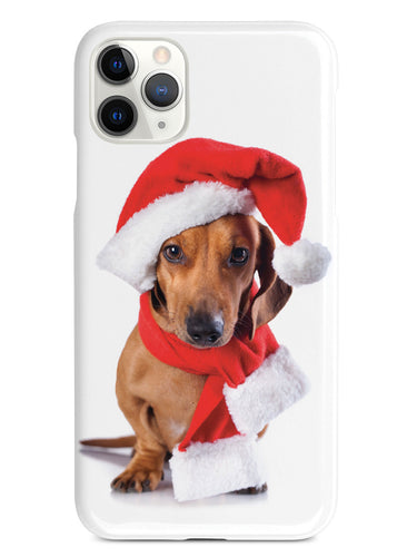 Holiday Dachshund Case