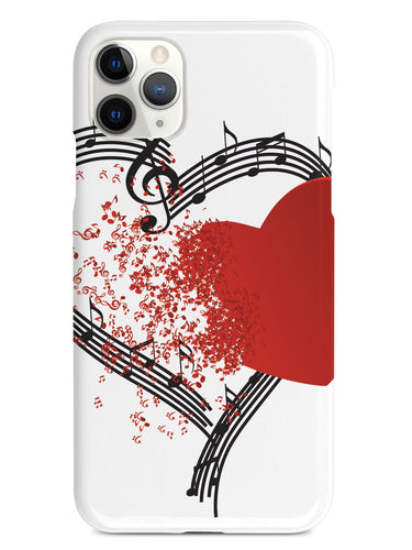 For the Love of Music - White Case