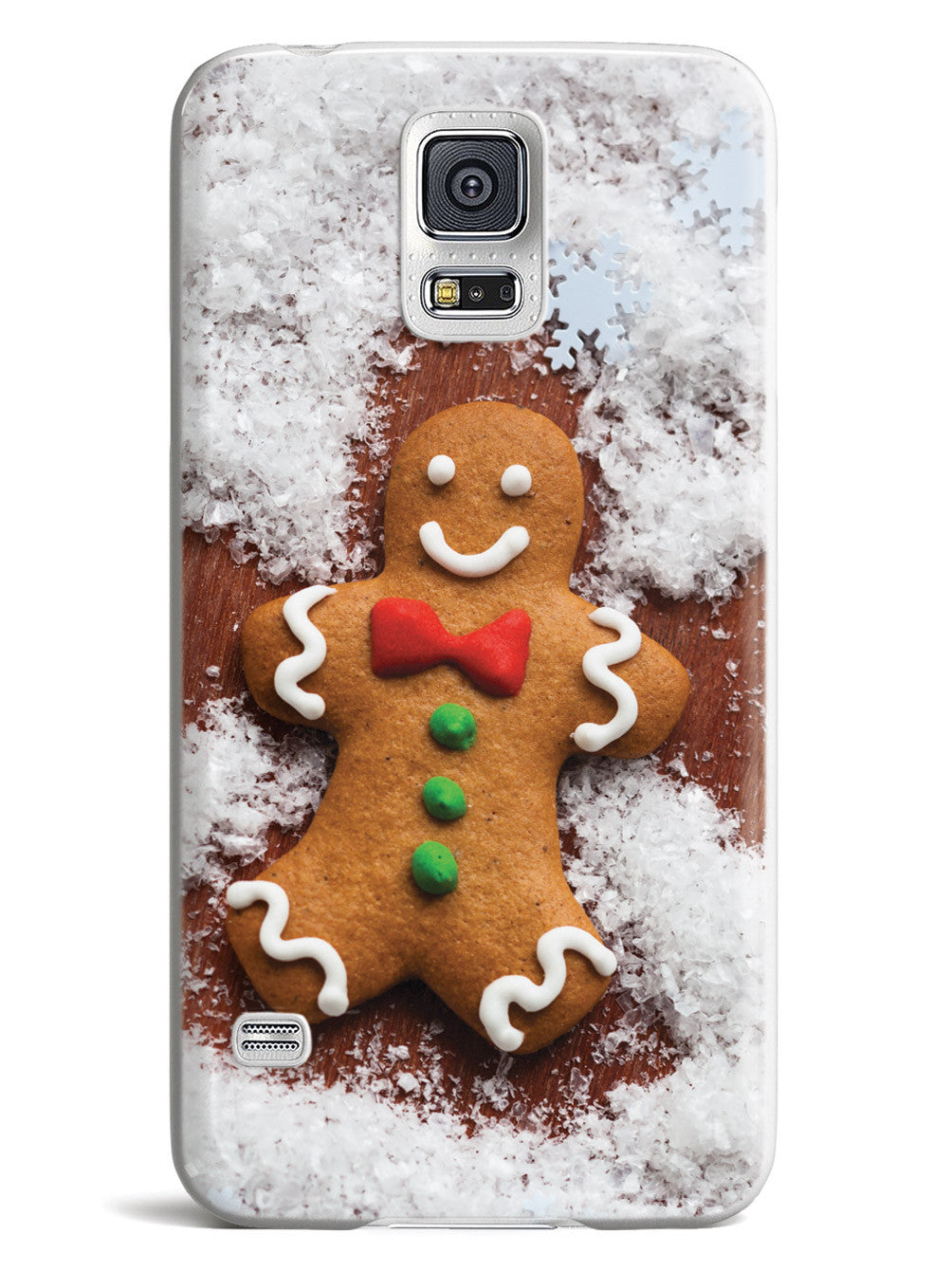 Gingerbread Snow Angel Case