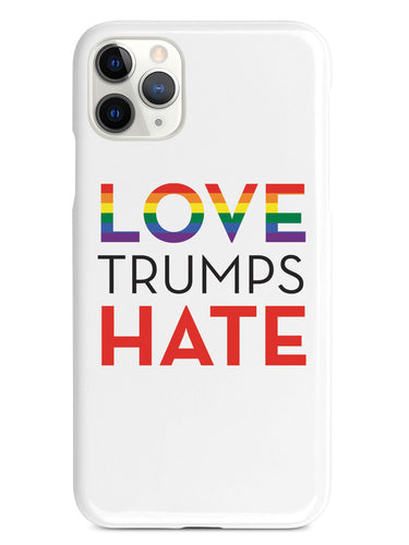 LOVE Trumps Hate - White Case