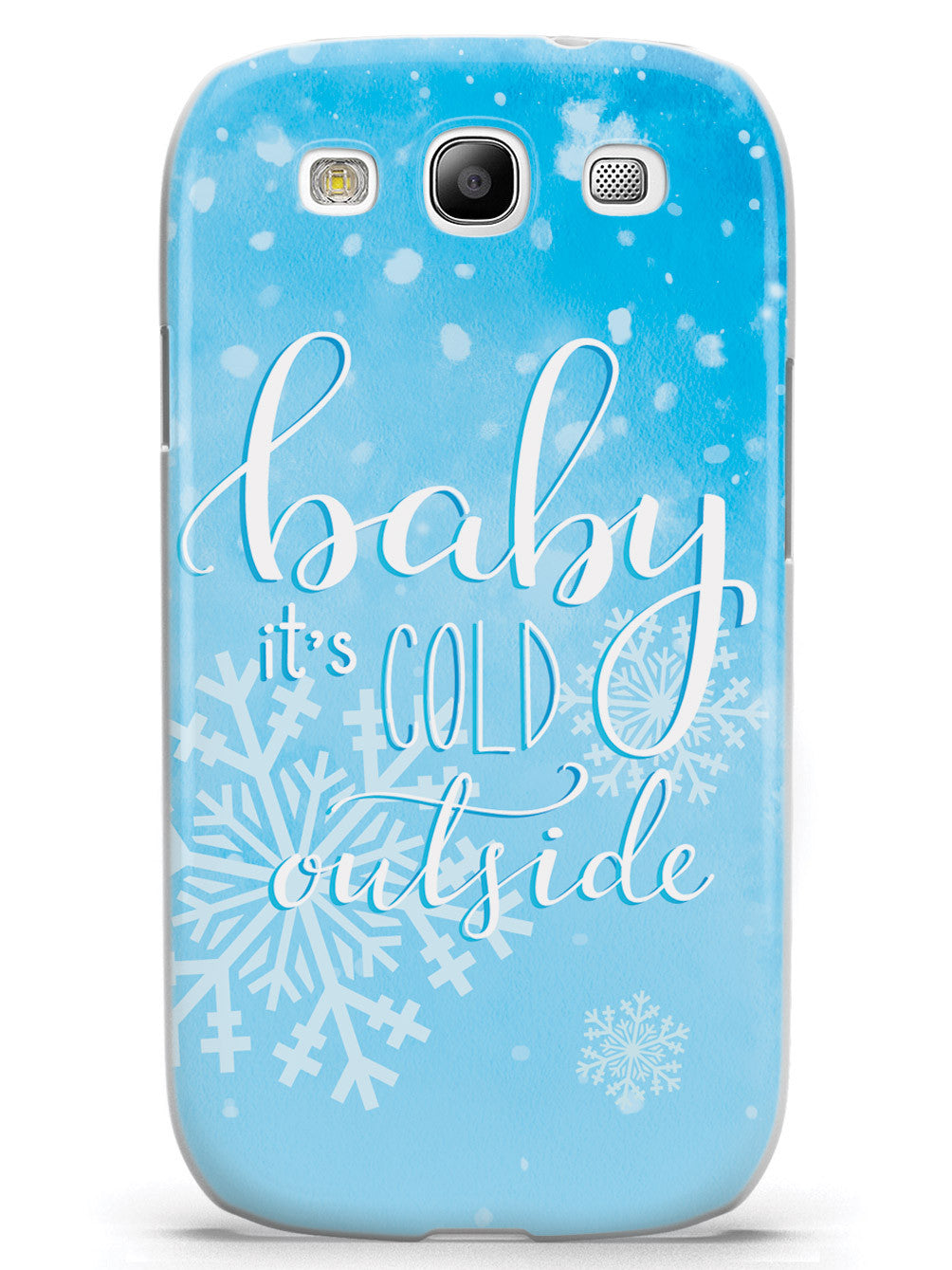 Baby It's Cold Outside - Winter Case