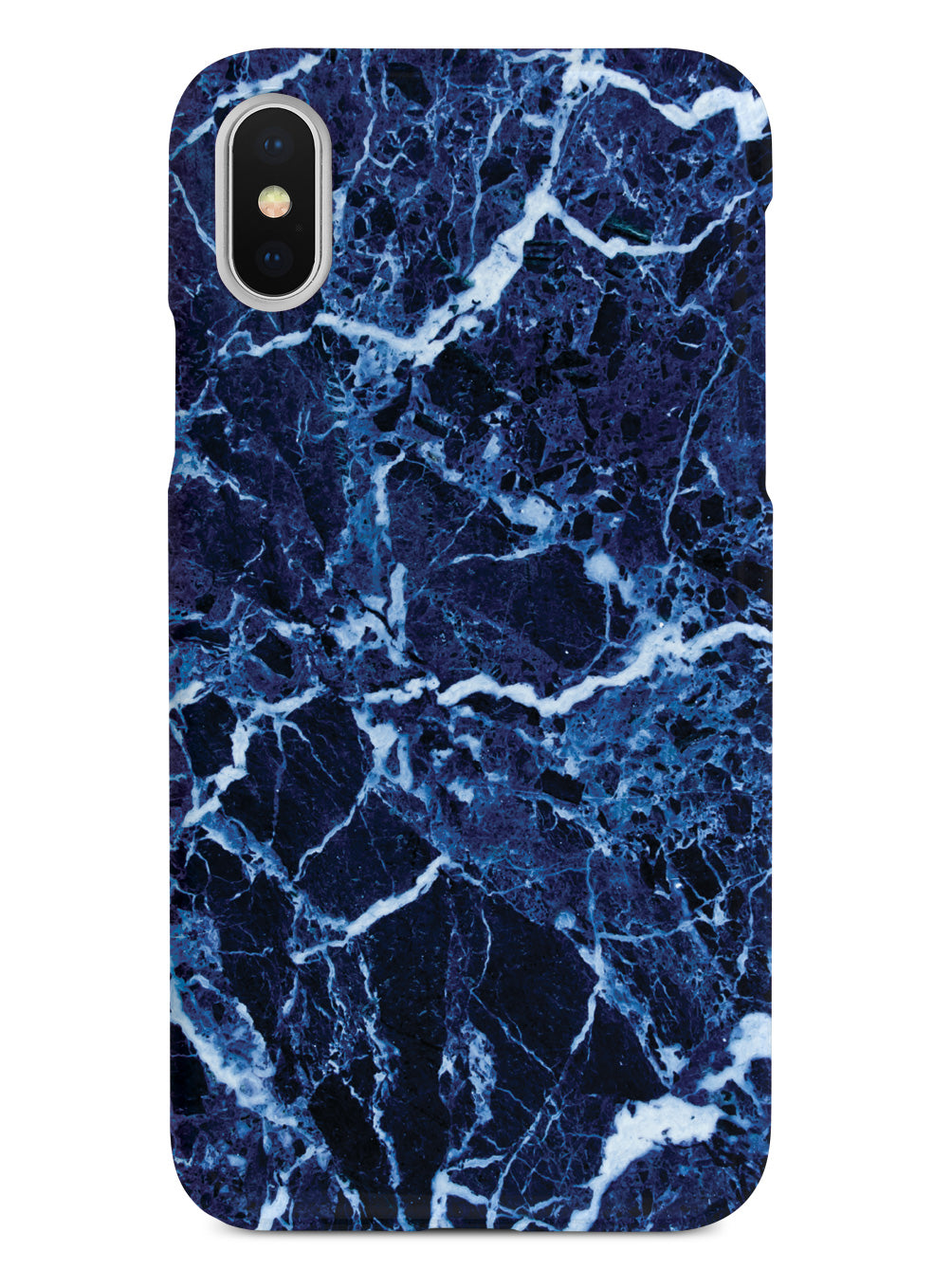 Textured Blue Marble Case