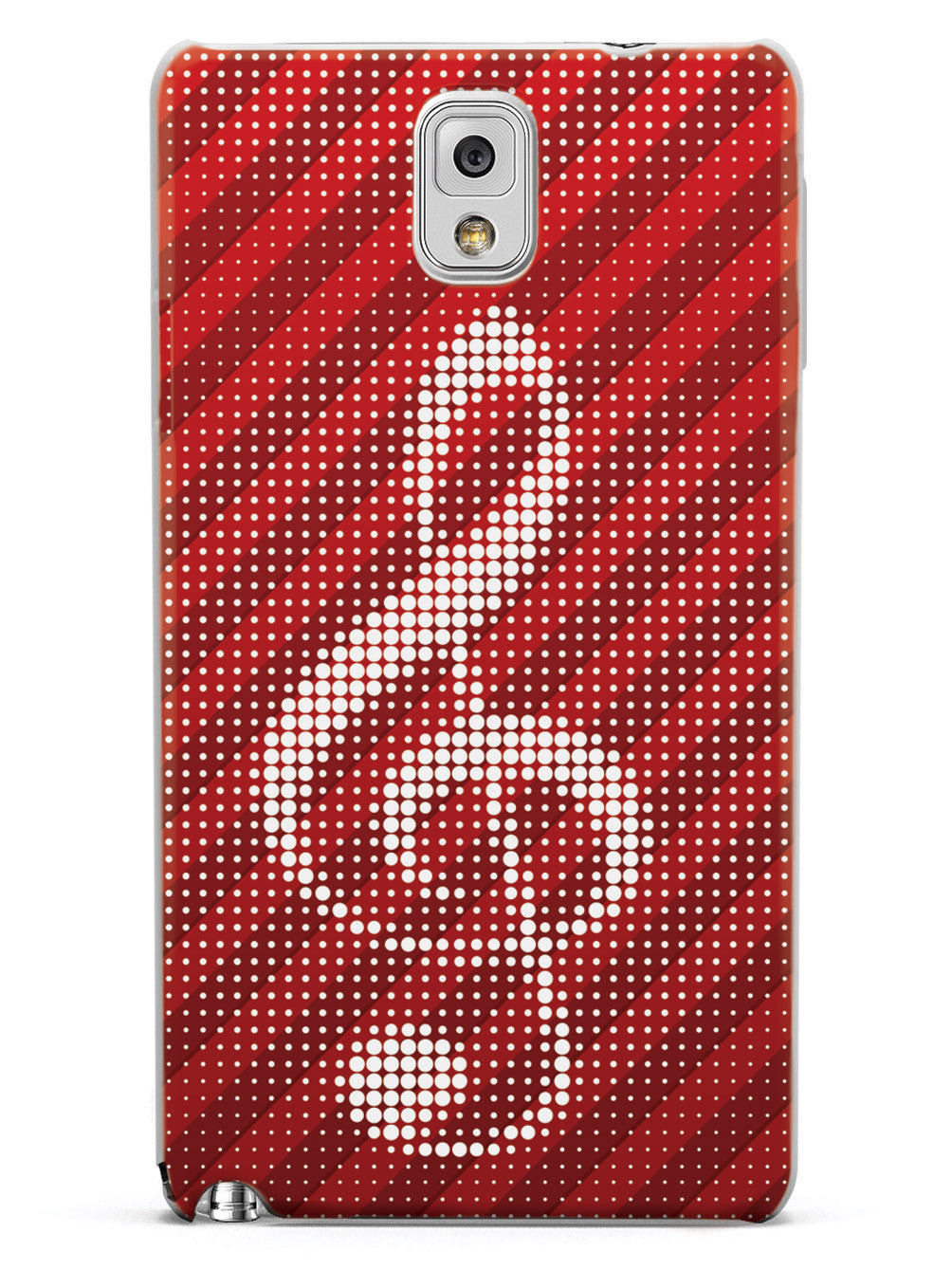 Treble Clef Polka Dots - Holiday Case