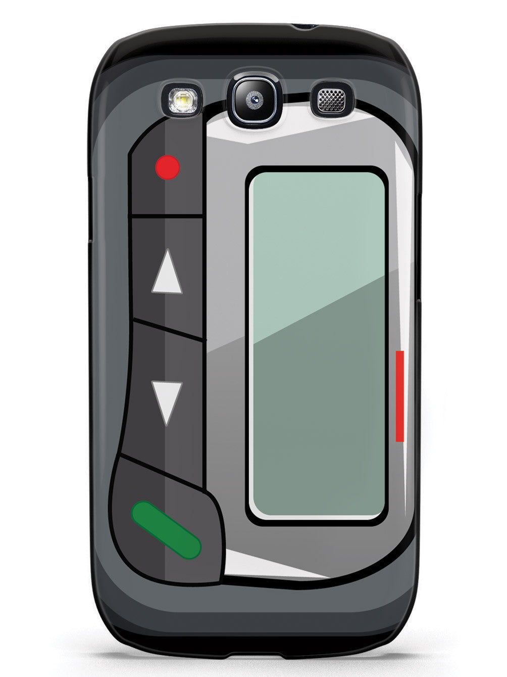 Pager (Beeper) - Black Case