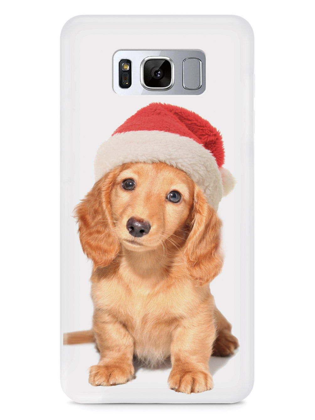 Mini Holiday Dachshund Case