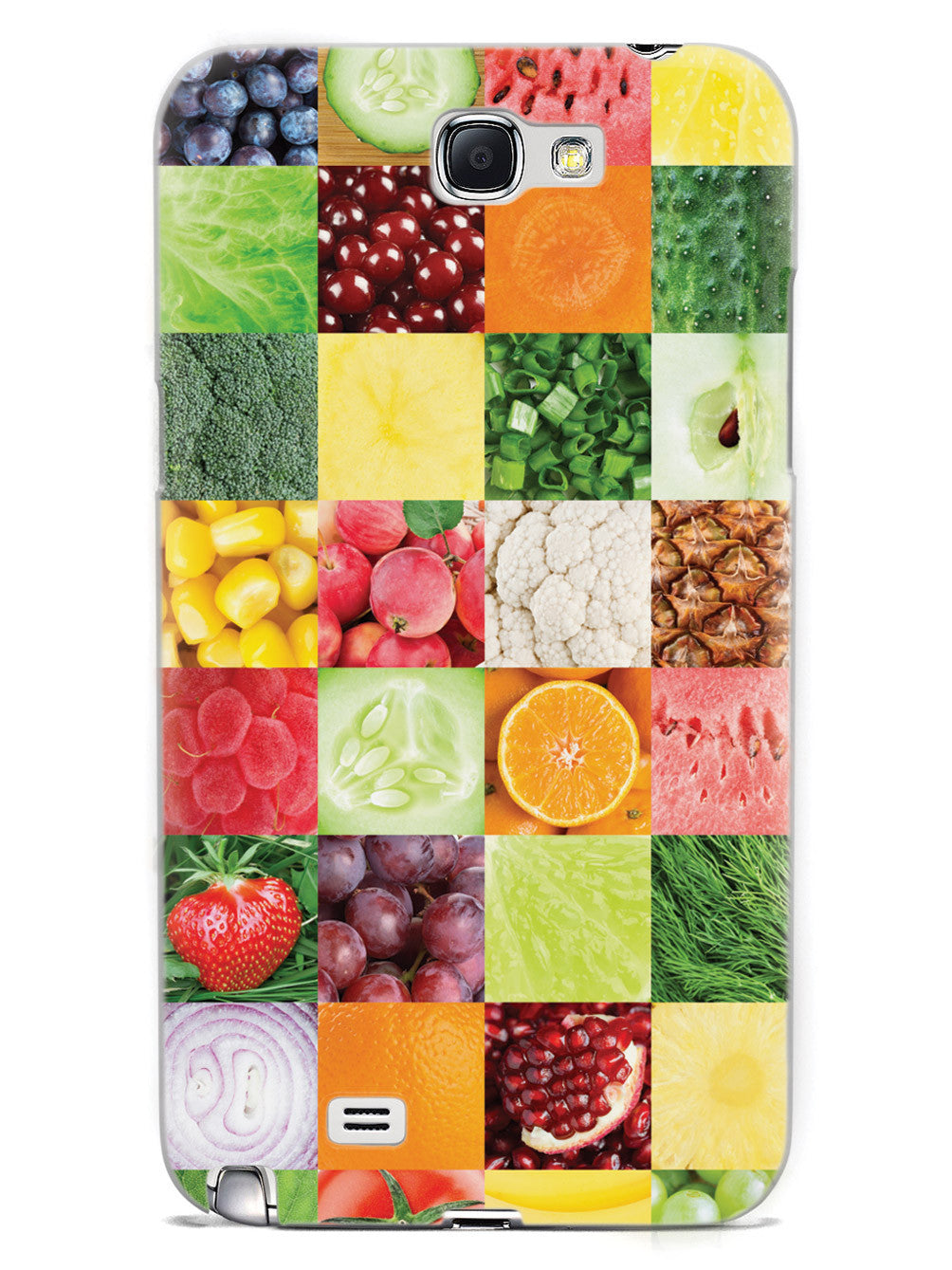 Healthy Foods Quilt Pattern 1 Case
