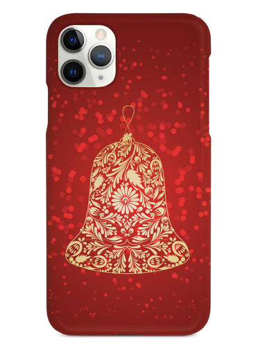 Golden New Year's Bell Case