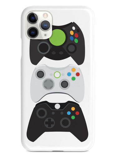 Game Controller Evolution 1 - White Case