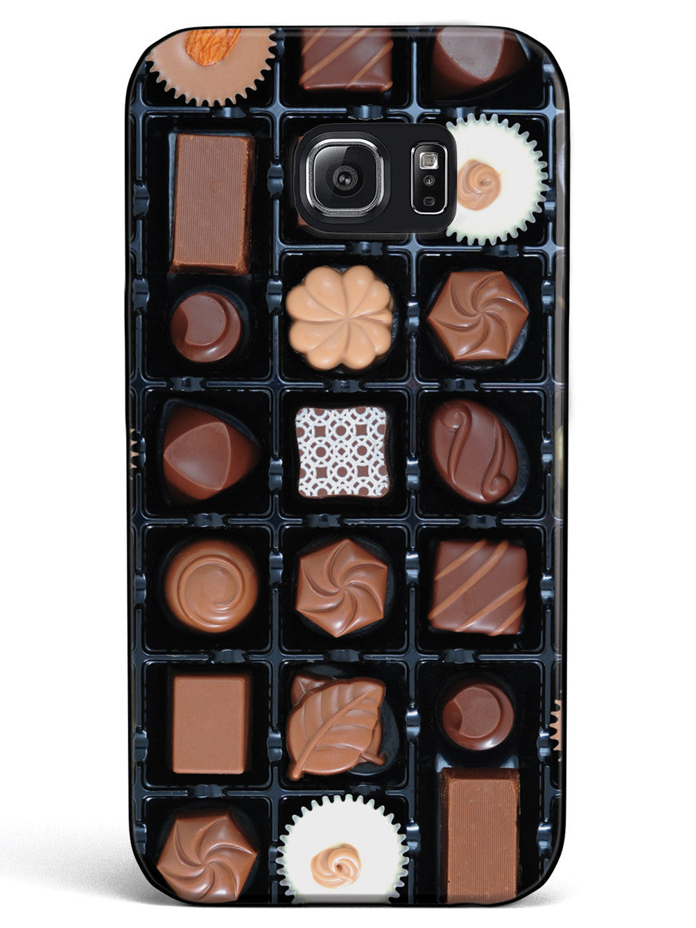 Neat Box of Chocolates - Black Case